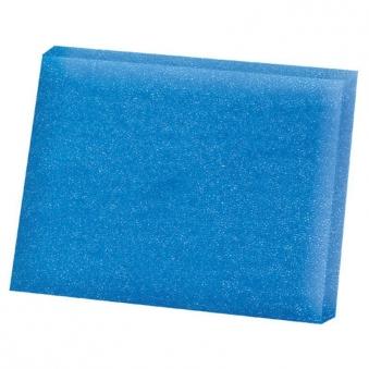 Filterschwamm / Heissner Ersatzschwämme rechteckig blau 34x24cm 2 Stck Bild 1