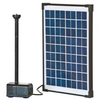 Teichpumpe Heissner Solar Pumpen Set 610 L/h SP610-00 Bild 1