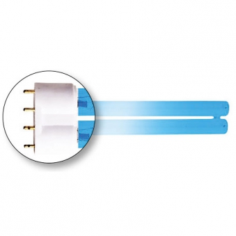 UVC-Austauschlampe Typ PL-L 24 Watt Heissner ZF424-00 Bild 1