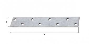Flachverbinder 170 x 30 mm Bild 1