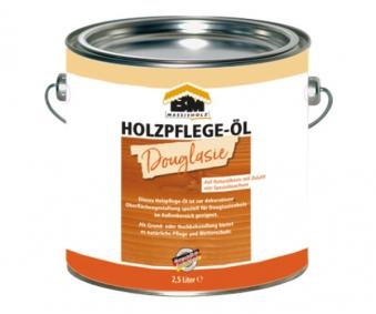 BM Massivholz Holzpflegeöl Douglasie 2,5 Liter Bild 1