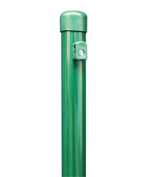 Zaunpfosten / Zaunpfahl GAH Alberts 250 cm für Maschendrahtzaun Bild 1