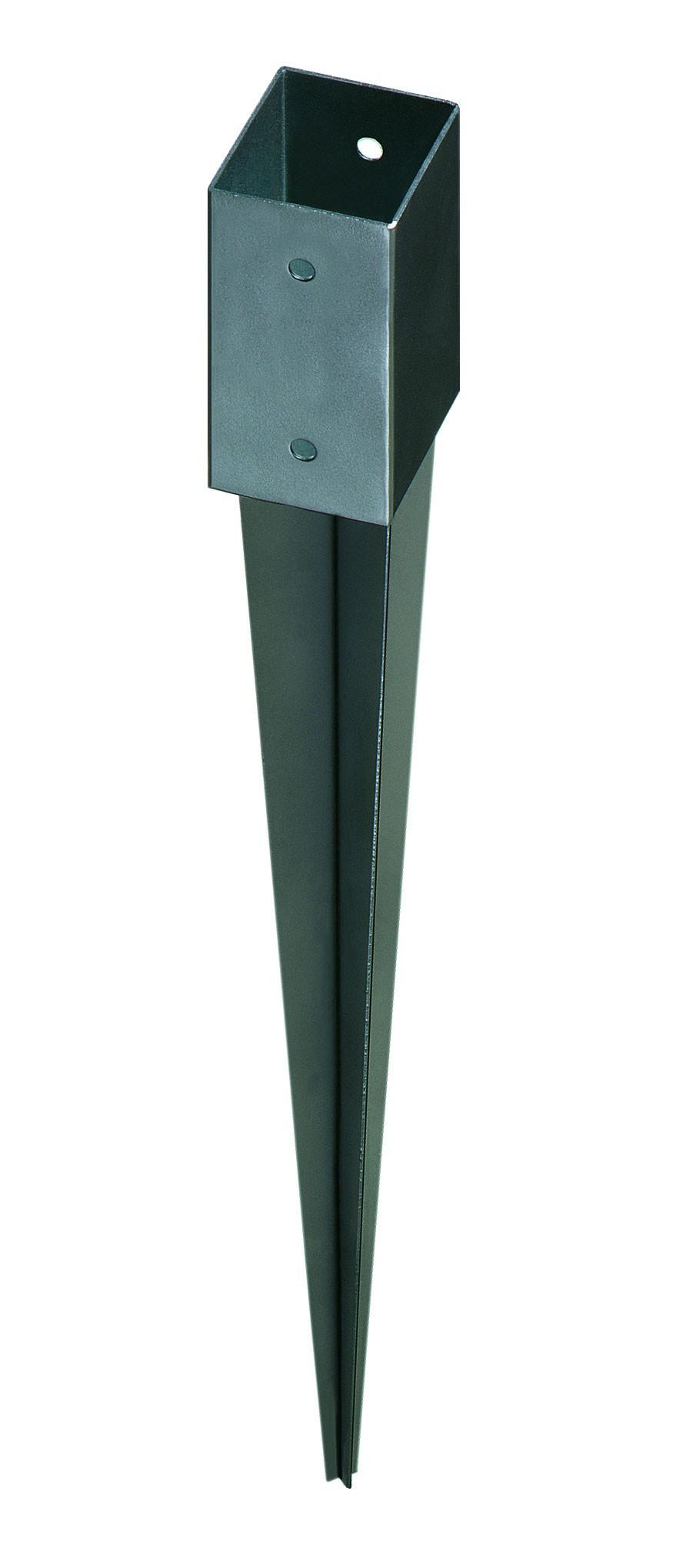 GAH Alberts Einschlagbodenhülse für Vierkantholzpfosten 9x9cm Bild 1