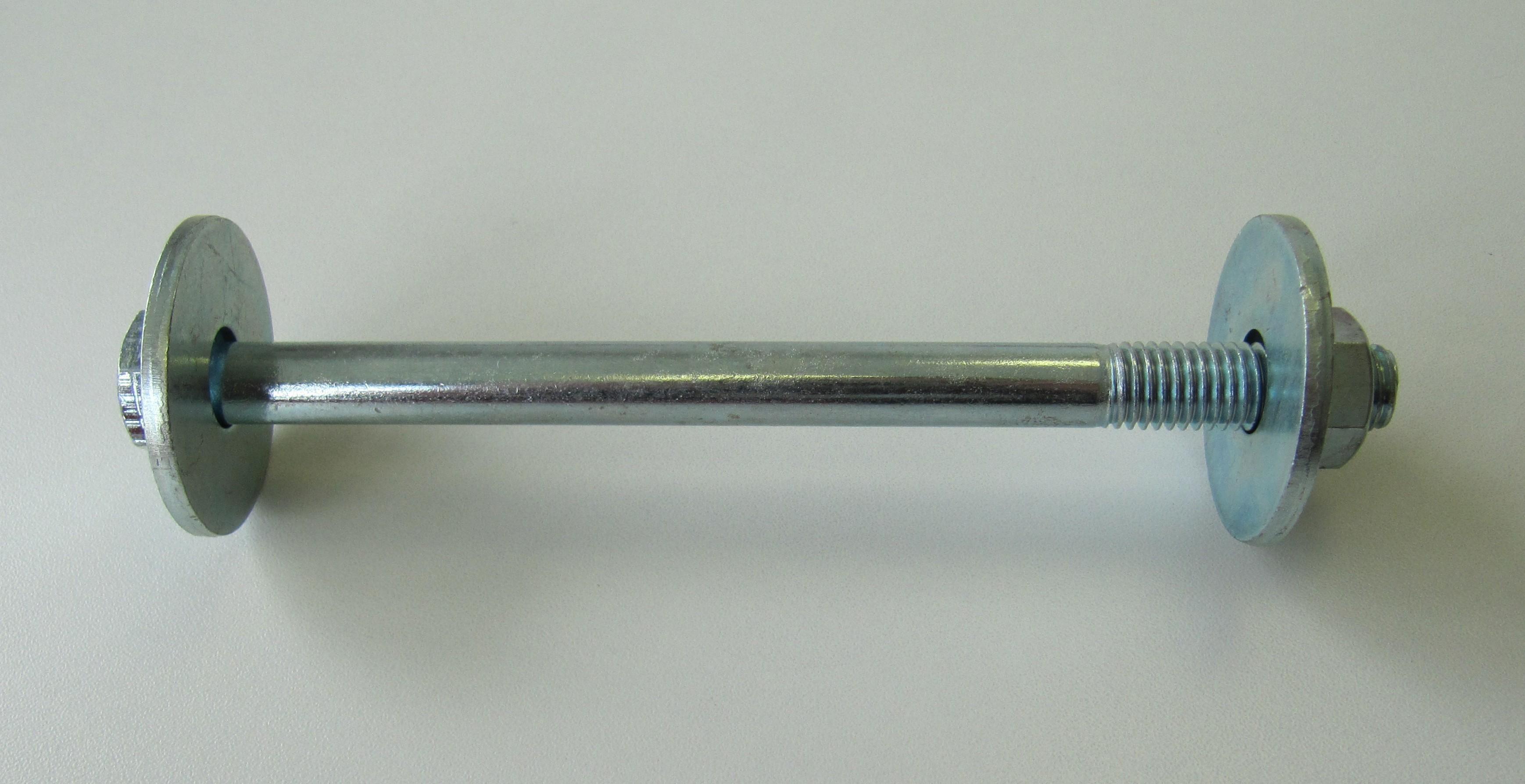 Schrauben Set M12x120 für H-Anker 90x90 mm Bild 1