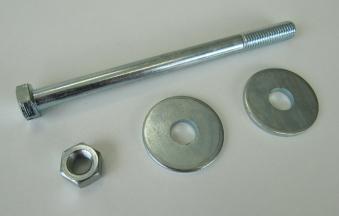 Schrauben Set M12x120 für H-Anker 90x90 mm Bild 2