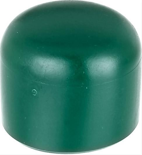 Alberts Pfostenkappen Kunststoff grün 48 mm Bild 1