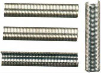 Drahtklammern 22mm vz/grn200 Stk/SB/Typ 61-91271 Bild 1