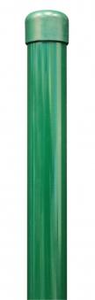 GAH Alberts Zaunpfosten Stahl grün 175x3,4cm Bild 1