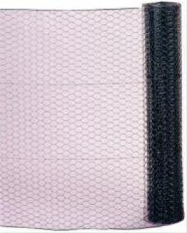 Geflecht 6-eck grün 25X1,0X1000 a 10 m Bild 1