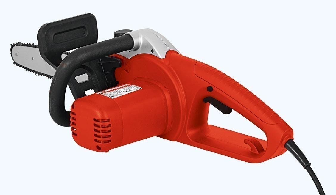 Elektro Kettensäge Grizzly EKS 2240 QTX 2200 Watt Bild 4