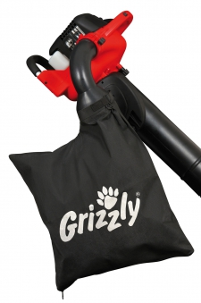 Benzin Laubbläser / Laubsauger Grizzly BLSB 3030 1,0 kW Bild 2
