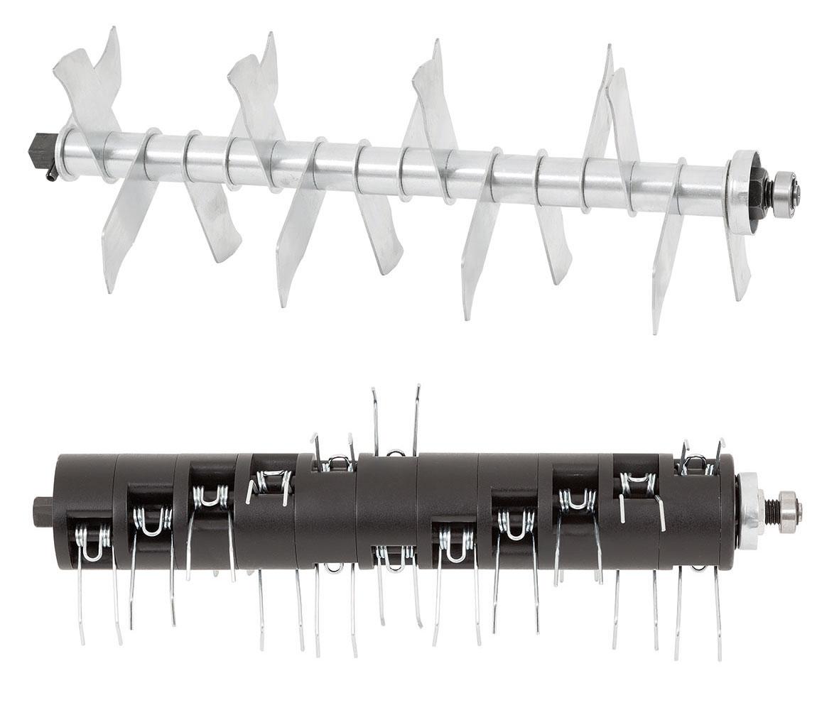 Akku Vertikutierer / Lüfter Grizzly ARV 4038 Lion Set mit 40 V Akku Bild 4