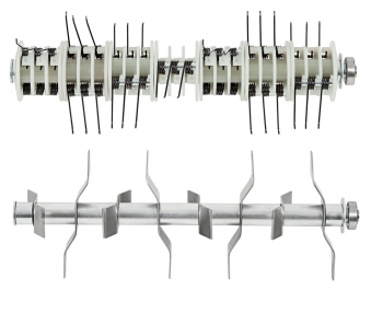 Elektro Vertikutierer / Lüfter Grizzly ERV 1201-31 ZV 1200 Watt Bild 4