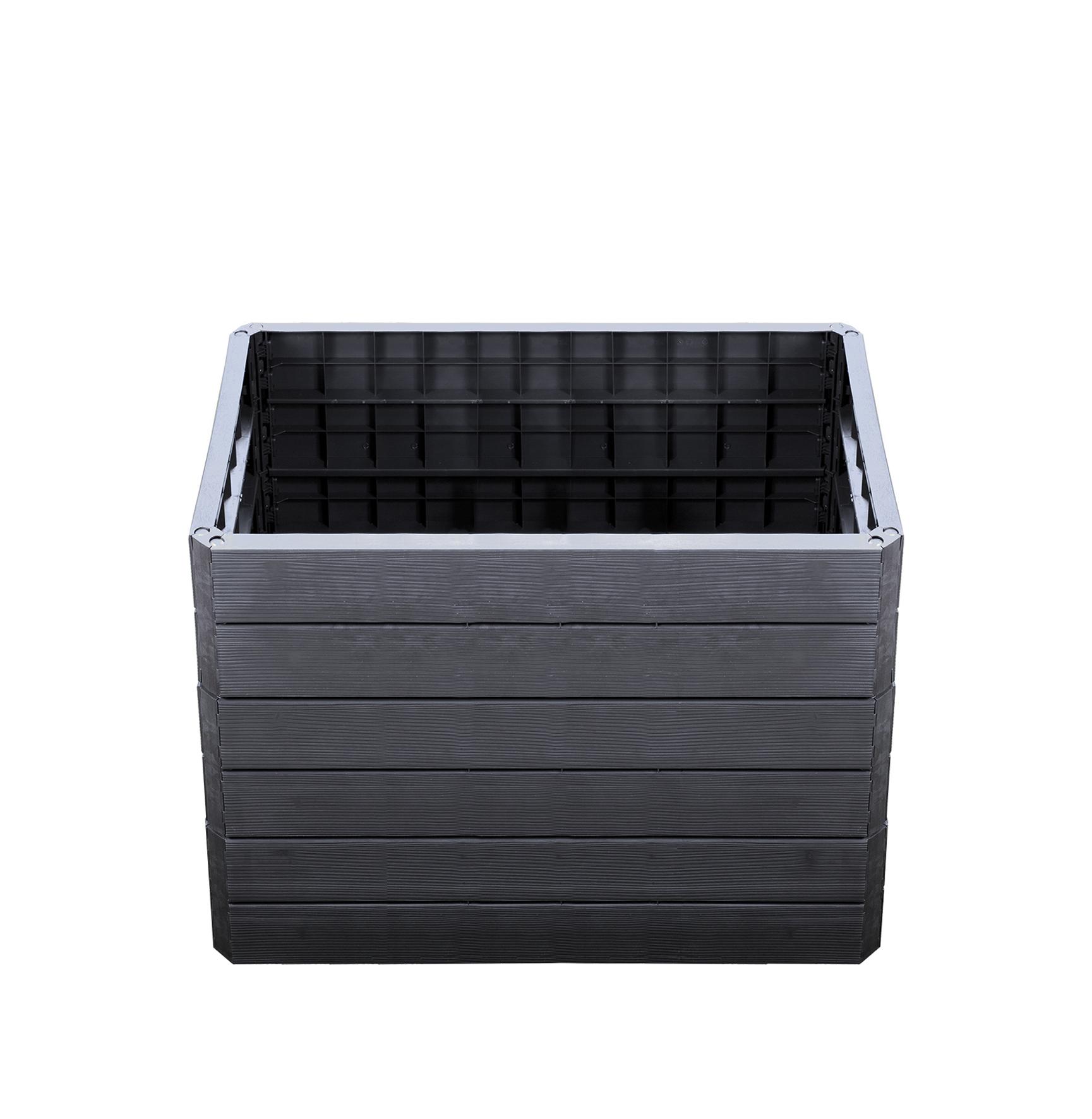 Ergo Hochbeet System Quadro M Set 60x80x25cm GARANTIA Bild 4