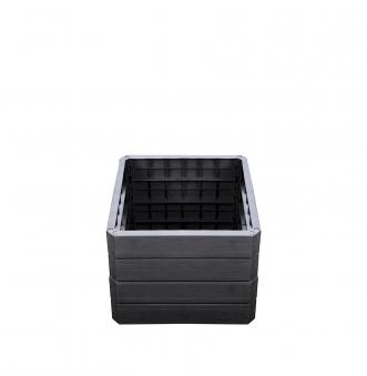 Ergo Hochbeet System Quadro S Set 60x60x25cm GARANTIA Bild 4