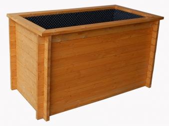 Hochbeet Classic Fichte imprägniert honig 150x100x85cm