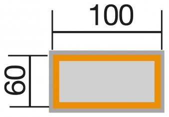 Hochbeet 669 D Weka natur 116x76x69cm Bild 2