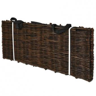 Hochbeet Weide mit Tasche Noor 40x100x40cm Bild 3