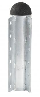 PIPE 3-Eck Modul / Modulsystem Plus Ø10x36cm 60° Stahl Bild 1