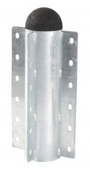 PIPE Mittelmodul / Modulsystem Plus Ø10x36cm Stahl Bild 1