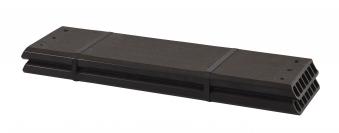 WPC Planken für PIPE Modulsystem Plus 2 Stück schiefergrau Länge 60cm Bild 1