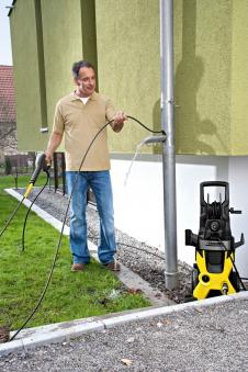 Kärcher Dachrinnen- und Rohrreinigungs-Set P 20 20m Bild 2