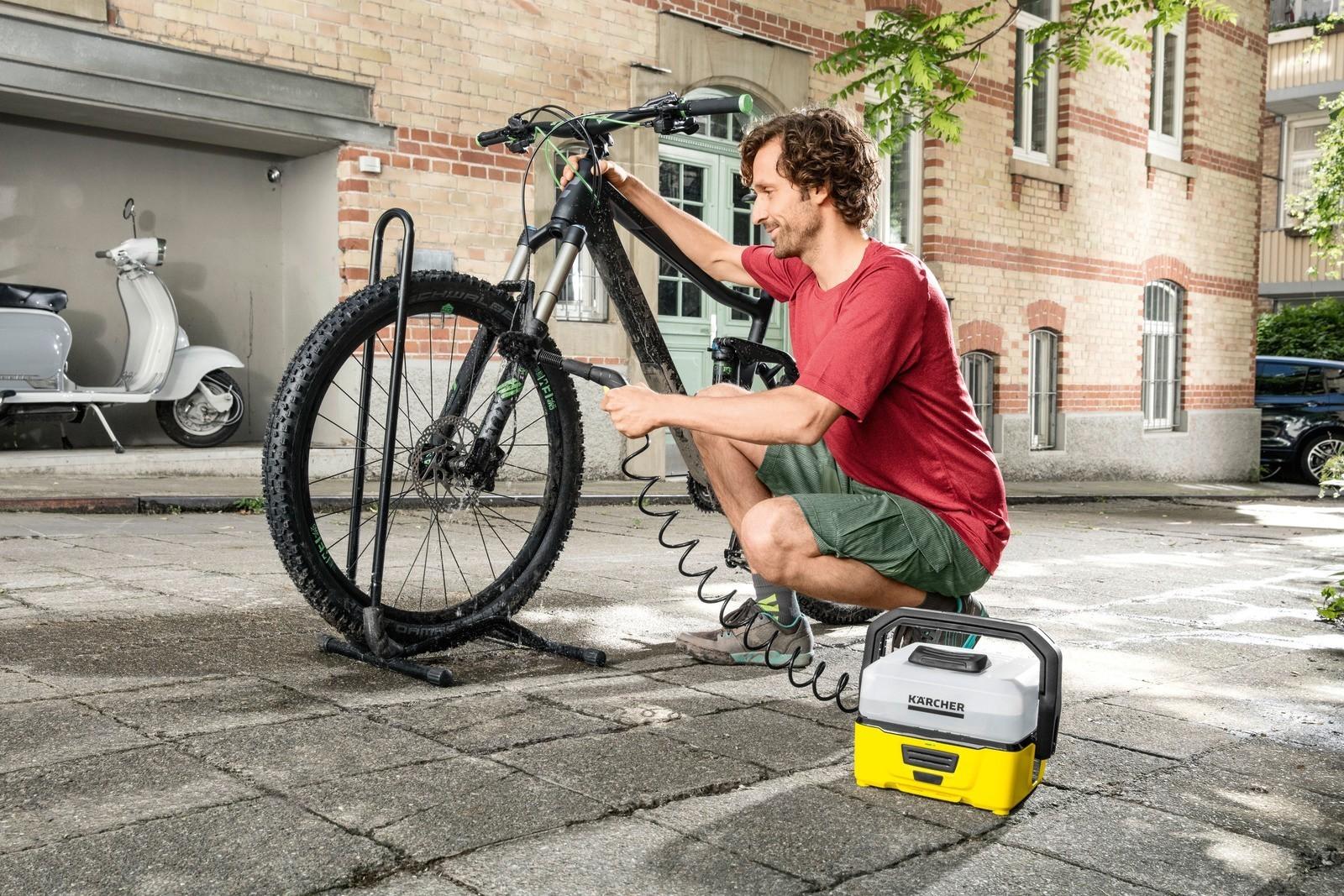 Kärcher Druckreiniger Mobile Outdoor Cleaner OC3 Bike Box Bild 3