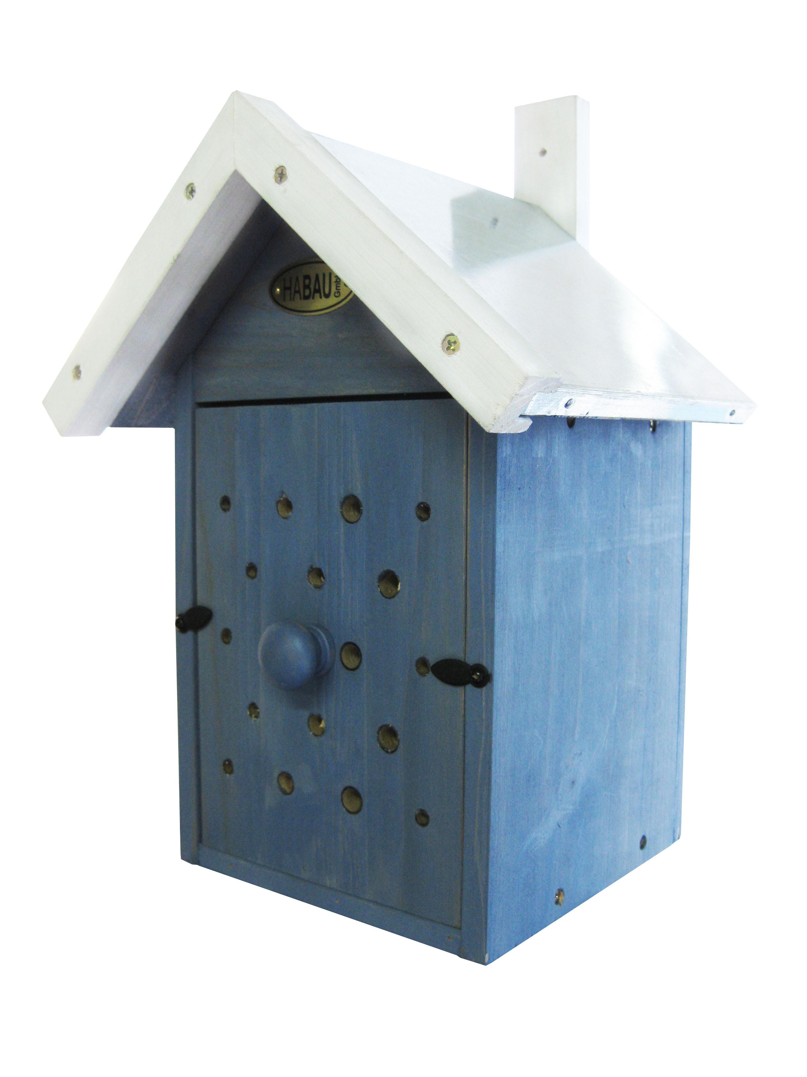 Bienen Beobachtungskasten Habau 21,5x20,5x37,5cm Bild 1