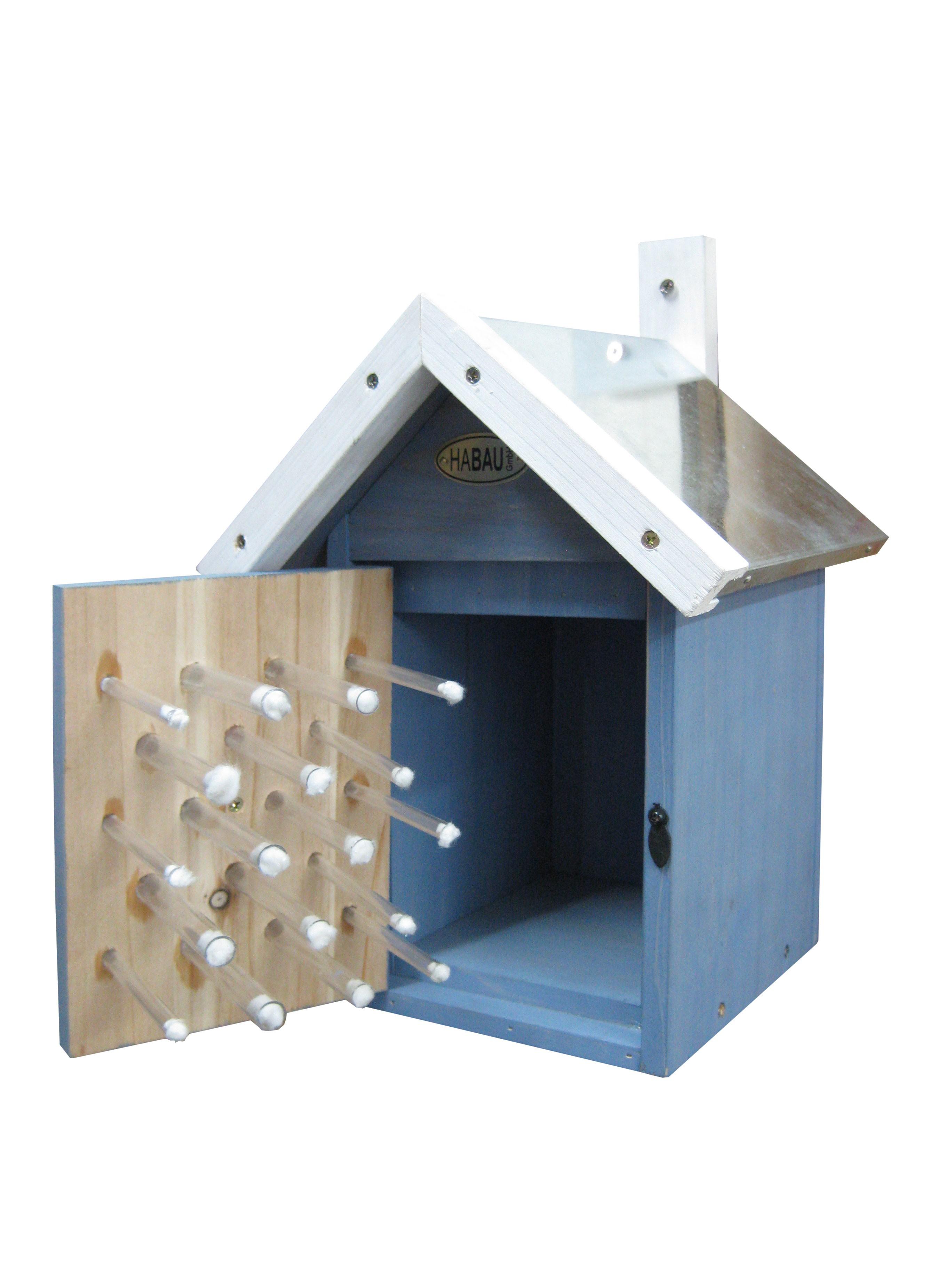 Bienen Beobachtungskasten Habau 21,5x20,5x37,5cm Bild 2