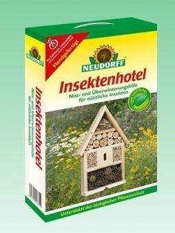 Insektenhotel / Insektenhaus Neudorff Bild 1