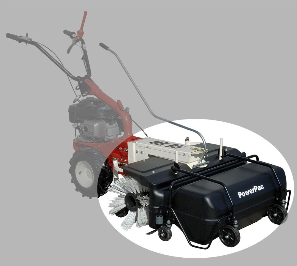 Powerpac Kehrbesen für Einachser Basismodul MK85 Bild 1