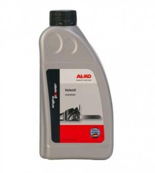 AL-KO Kettensägeöl / Kettenöl mineralisch 1 Liter