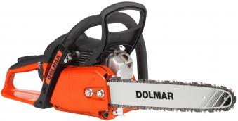 Benzin Kettensäge / Motorsäge Dolmar PS-32C / 35 cm inkl. Ersatzkette Bild 1