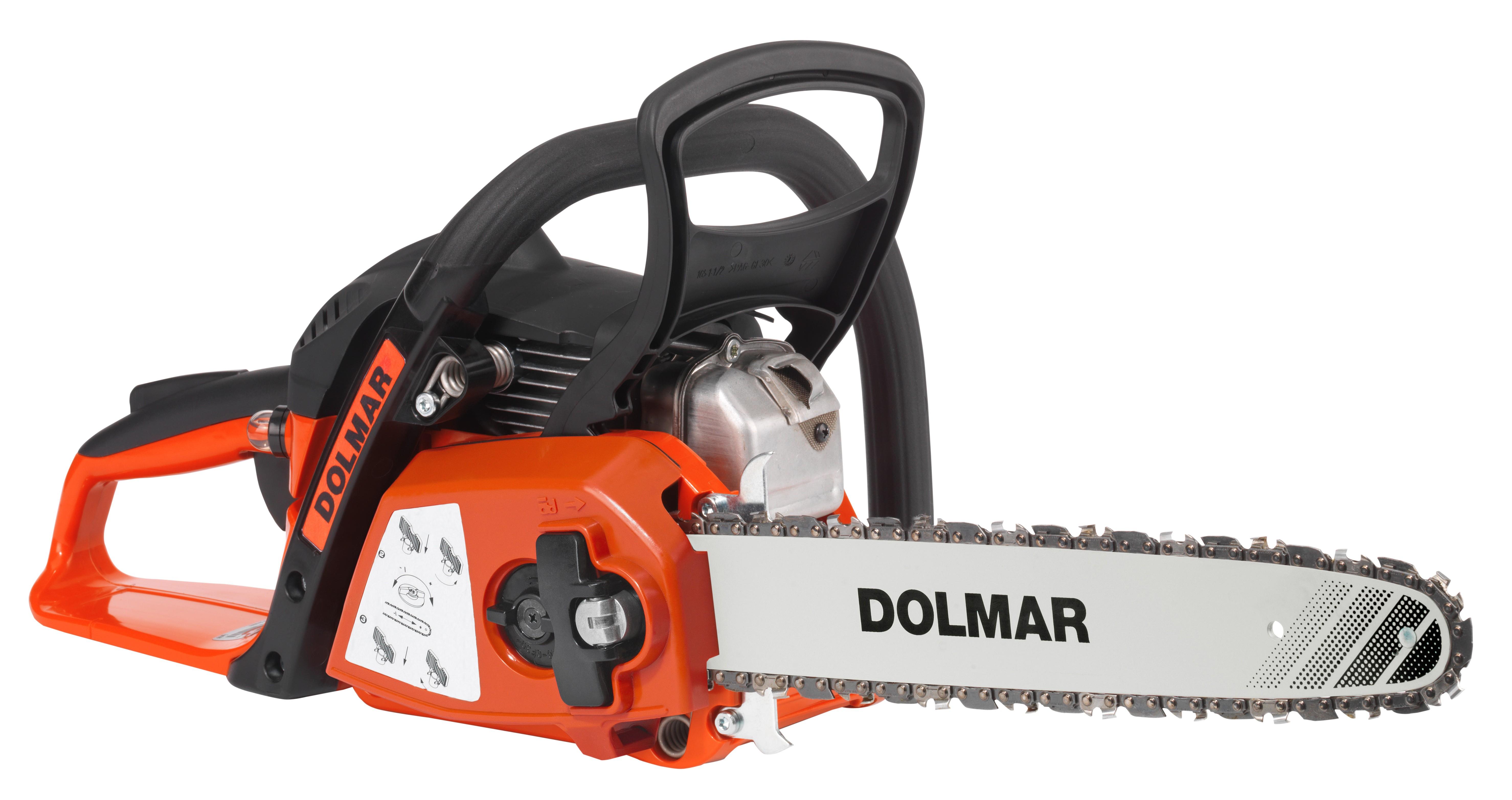 Benzin Kettensäge / Motorsäge Dolmar PS-32C TLC / 35 cm Bild 1
