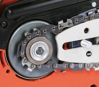 Benzin Kettensäge / Motorsäge Dolmar PS-35 C / 35 cm Bild 2
