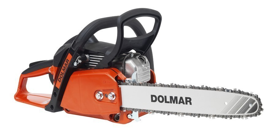 Benzin Kettensäge / Motorsäge Dolmar PS-35 C / Schnittlänge 35cm Bild 1