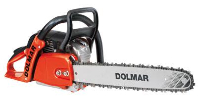 Benzin Kettensäge / Motorsäge Dolmar PS 420SC / 38 cm Bild 1