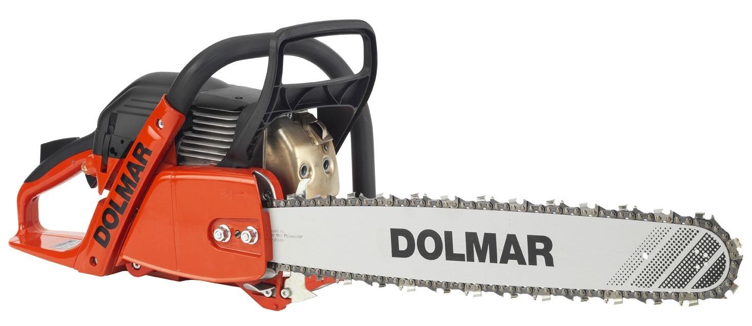 "Benzin Kettensäge / Motorsäge Dolmar PS-6100 H 45cm 3/8"" Bild 1"