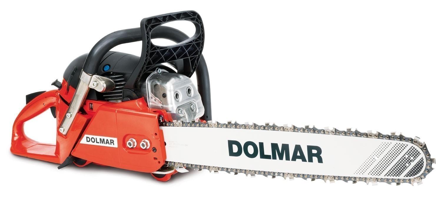 "Benzin Kettensäge / Motorsäge Dolmar PS-7910 45cm 3/8"" Bild 1"