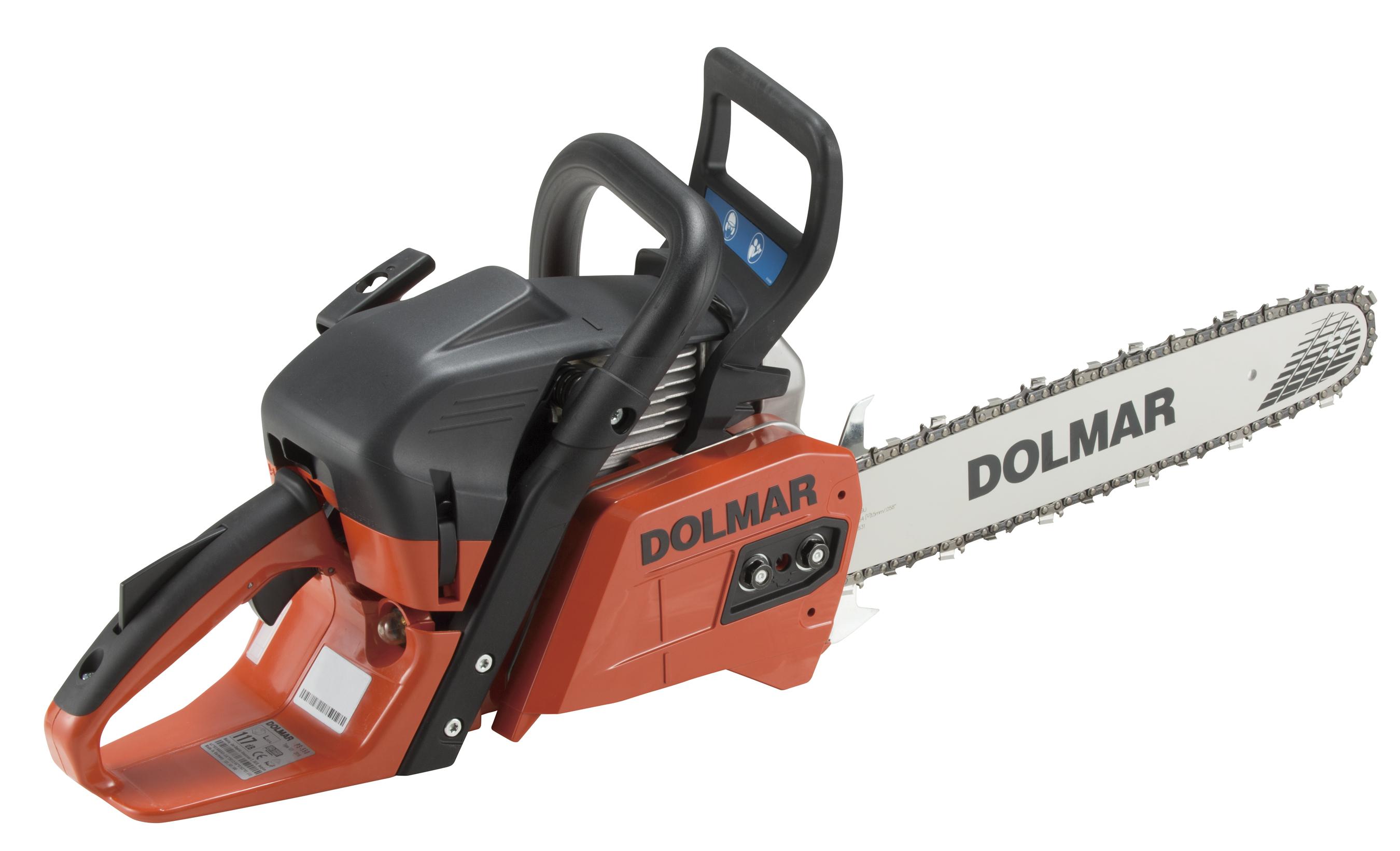 Benzin Kettensäge / Motorsäge Dolmar PS550-38325 38cm Bild 1