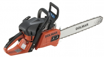 Benzin Kettensäge / Motorsäge Dolmar PS550-45 45cm Bild 1