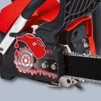 Benzin Kettensäge / Motorsäge Einhell GC-PC 1235 I 1,2kW 34,5cm Bild 2
