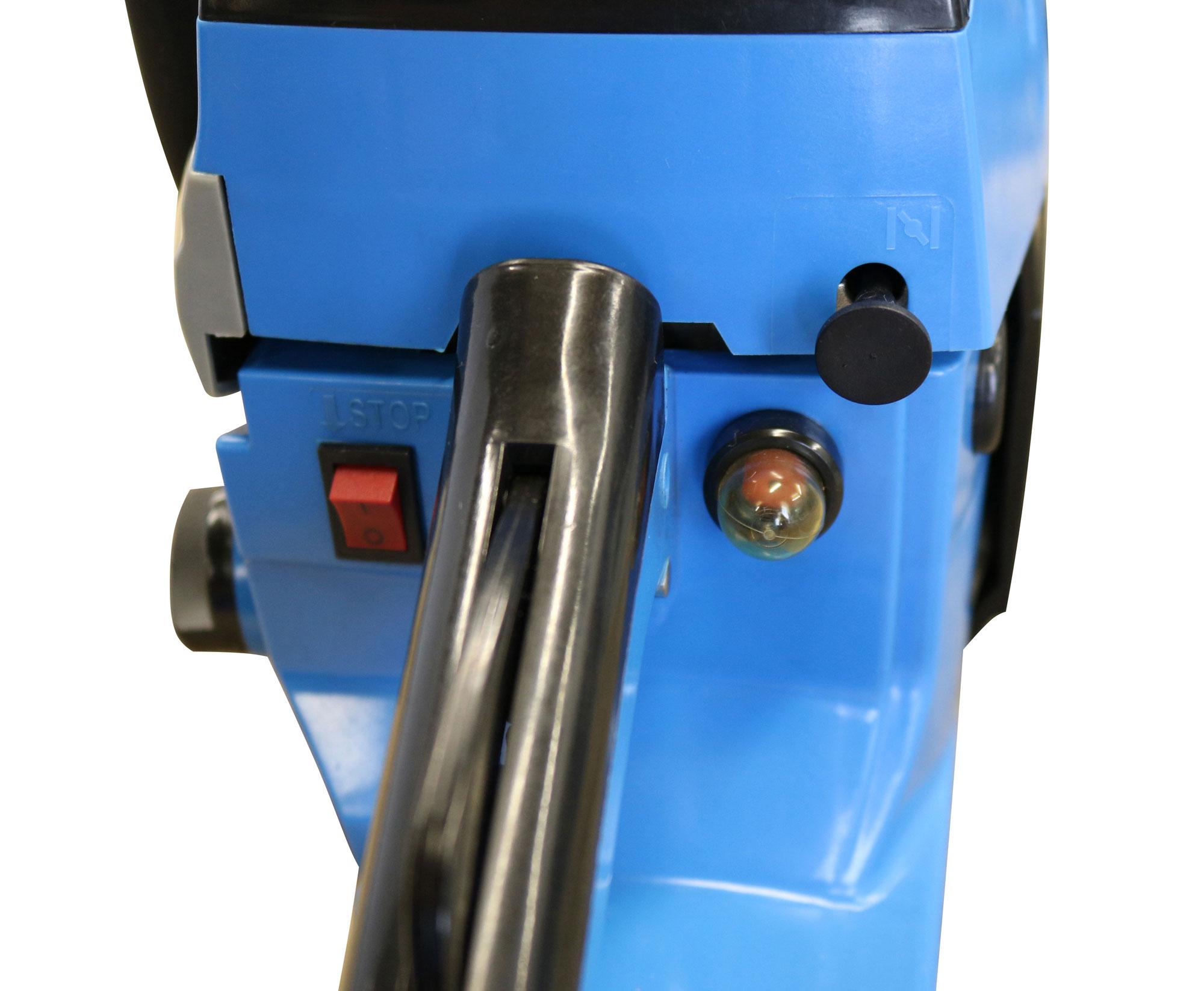 Benzin Motorsäge / Motorkettensäge KS 400-41 Güde Schwertlänge 46cm Bild 3