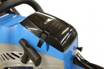 Benzin Motorsäge / Motorkettensäge KS 400-41 Güde Schwertlänge 46cm Bild 2