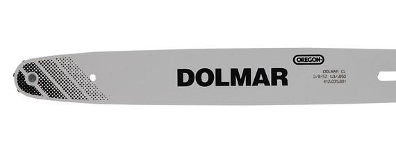 Dolmar Sternschiene / Ersatzschwert 38cm für PS-460 / PS-500 Bild 1