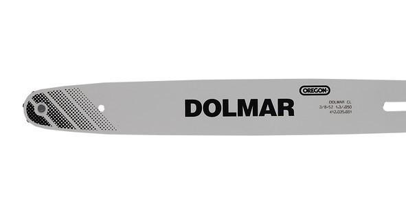 """Dolmar Sternschiene / Sägeschiene 40cm 1,5 3/8"""" für PS-6100 Bild 1"""