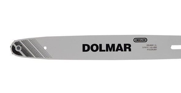 """Dolmar Sternschiene / Sägeschiene 43cm 1,5 3/8"""" für PS-7310 / PS-7910 Bild 1"""