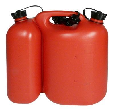 Dolmar Kombikanister rot 5 / 3 Liter Bild 1