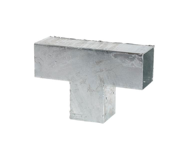 Verlängerungsbeschlag Cubic Plus 30,5x20cm verzinkt Bild 1