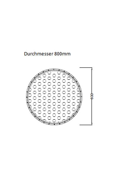 Bodenplatte zu Garantia Schnellkomposter 600012 Bild 2